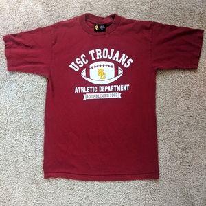 USC Trojans NCAA Athletic Dept Tee Medium